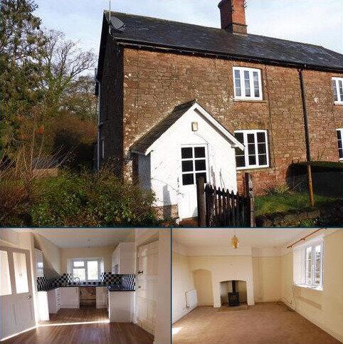 2 bedroom semi-detached house to rent - Shopnoller, Taunton