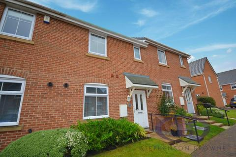 3 bedroom townhouse for sale - Poole Lane, Silverdale, Newcastle