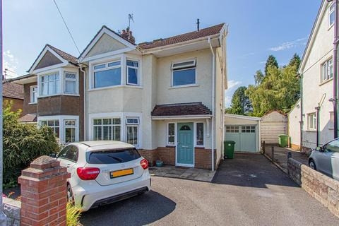 4 bedroom semi-detached house for sale - Coryton Rise, Cardiff