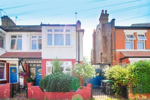 3 bedroom end of terrace house for sale - Rosebery Avenue, London