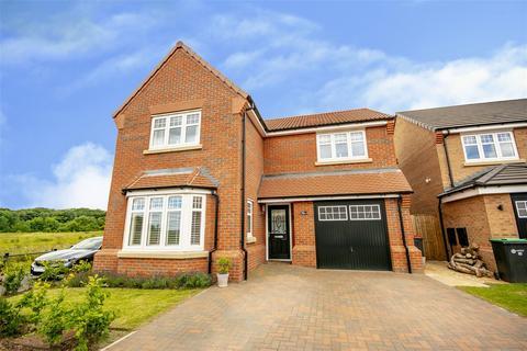 4 bedroom detached house for sale - Hunter Drive, Hucknall, Nottinghamshire, NG15 6WL