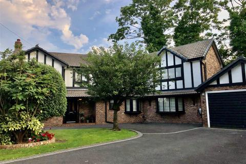 5 bedroom detached house for sale - Pond View Close, Heswall, Wirral