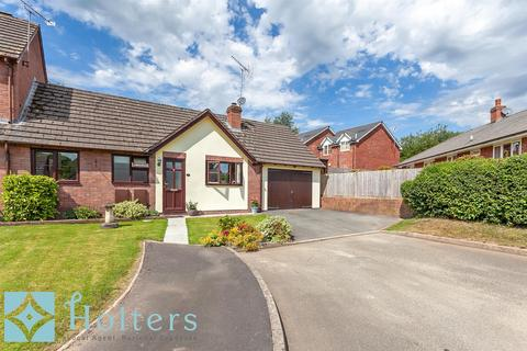 2 bedroom semi-detached bungalow for sale - Caenbrook Meadow, Presteigne