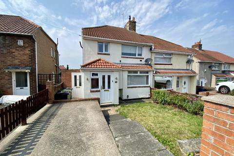 2 bedroom semi-detached house to rent - Rothbury Gardens, Lobley Hill