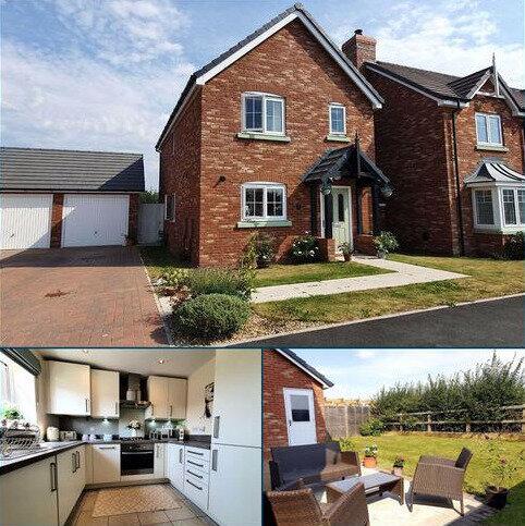 3 bedroom detached house for sale - All Saints Way, Prescott, Shrewsbury