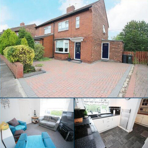 2 bedroom semi-detached house for sale - Mead Crescent, Newcastle Upon Tyne