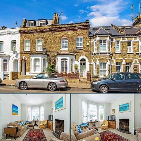 3 bedroom terraced house for sale - Shuttleworth Road, London, SW11