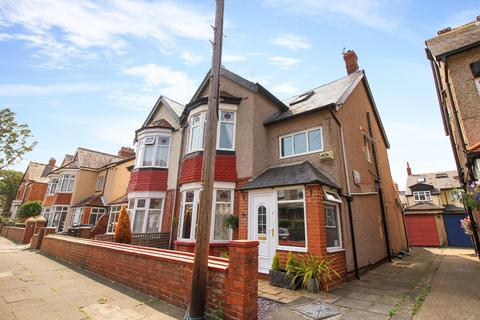 4 bedroom semi-detached house for sale - Cliftonville Gardens, Whitley Bay