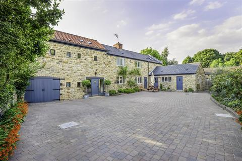 3 bedroom barn conversion for sale - The Barn, High Street, Old Whittington, Chesterfield, S41 9LA