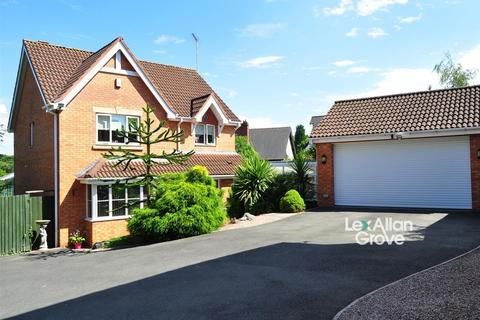 4 bedroom detached house for sale - Rowley Hill View, Cradley Heath