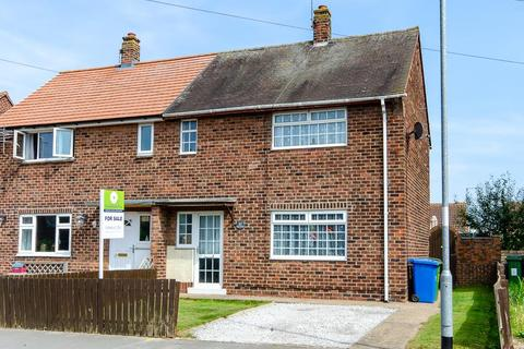 2 bedroom semi-detached house for sale - Highfield, WITHERNSEA