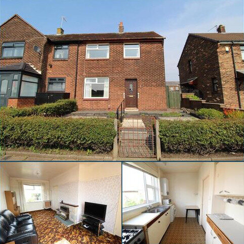 3 bedroom townhouse for sale - St. Marks Avenue, Wigan.