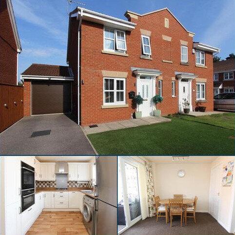 3 bedroom semi-detached house for sale - Waterdale Close, Bridlington