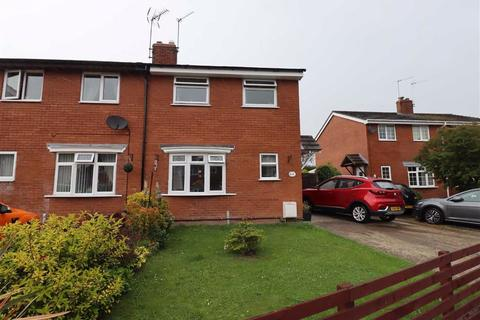 3 bedroom semi-detached house for sale - Cherry Tree Drive, St Martins, SY11