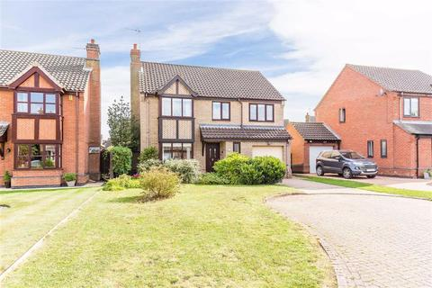 4 bedroom detached house for sale - Keepers Close, Welton, Lincoln, Lincolnshire