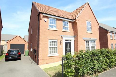 4 bedroom detached house for sale - Woodhall Way, Beverley