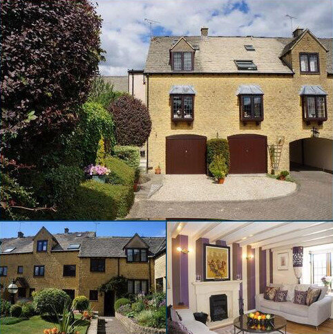 3 bedroom terraced house for sale - Parkland Mews, Stow-on-the-Wold, Gloucestershire