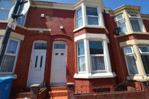 4 bedroom terraced house to rent - Albert Edward Road, Liverpool
