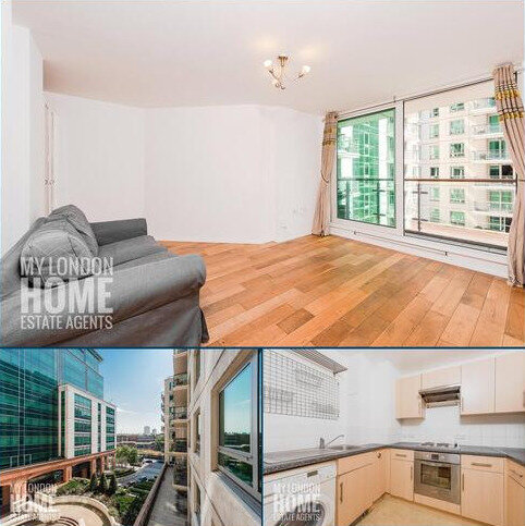 1 bedroom apartment for sale - Hanover House, St George Wharf, Vauxhall, SW8