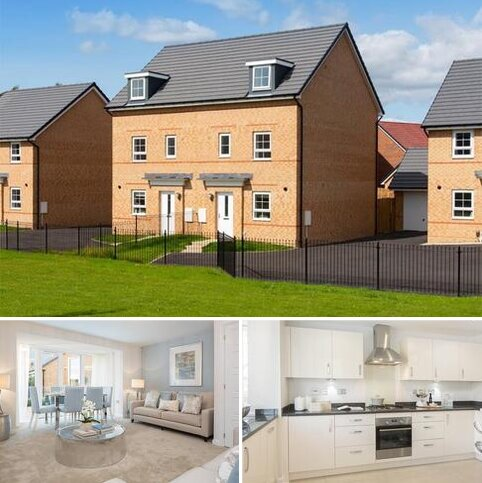 4 bedroom semi-detached house for sale - Plot 175, Woodcote at St Oswald's View, Methley, Station Road, Methley, LEEDS LS26