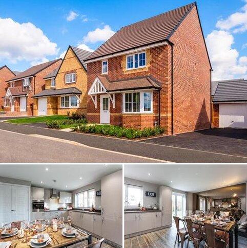 4 bedroom detached house for sale - Plot 111, CHESHAM at Lock Keeper's Gate, Dearne Hall Road, Barugh Green, BARNSLEY S75