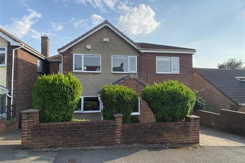4 bedroom detached house for sale - Alexandra Road East, Chesterfield, S41 0HF