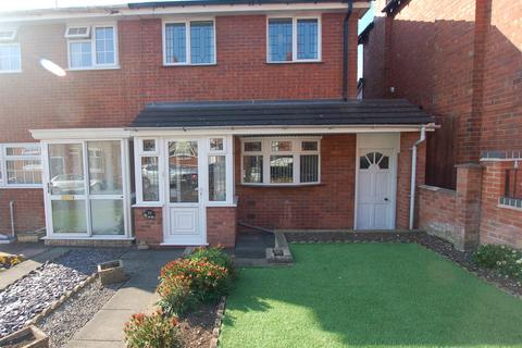 3 bedroom semi-detached house for sale - Alma Street, Halesowen, B63 2JD