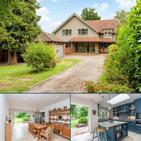 4 bedroom detached house for sale - Harcourt Hill, Oxford, Oxfordshire, OX2