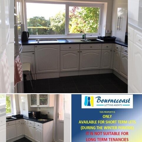 Studio to rent - Belle Vue Crescent, Southbourne, Bournemouth