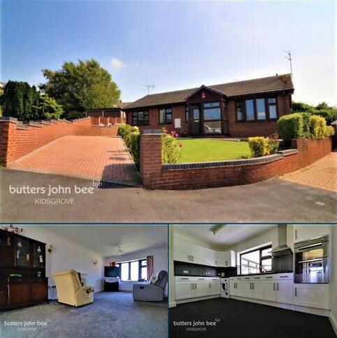 3 bedroom detached bungalow for sale - Tern Avenue, Stoke-On-Trent