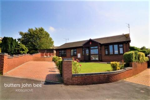3 bedroom detached bungalow for sale - Tern Avenue, Stoke-On-Trent
