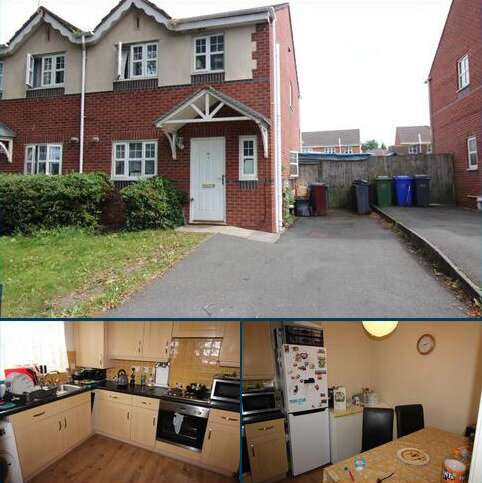 3 bedroom semi-detached house for sale - Broadoak Road, Benchill, Manchester M22