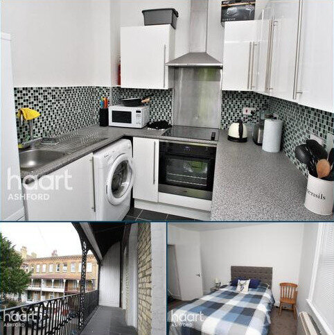 1 bedroom flat to rent - Adrian Square CT8