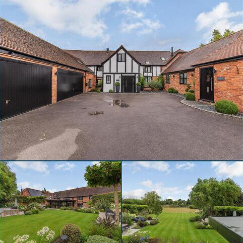 4 bedroom detached house for sale - Lodge Road, Whistley Green, Reading, Berkshire, RG10
