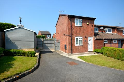 2 bedroom townhouse for sale - Firvale Road, Walton, Chesterfield, S42 7NN