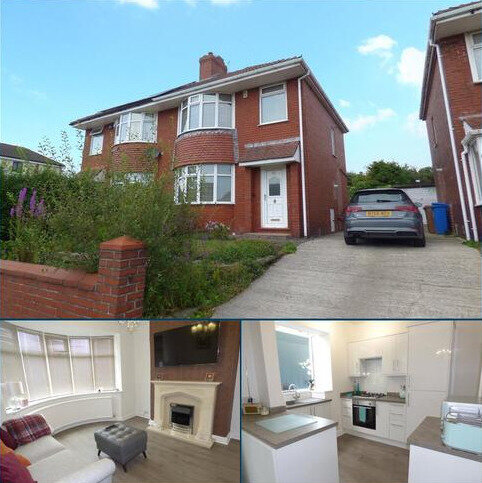 3 bedroom semi-detached house for sale - Bentley Avenue, Middleton, Manchester, Greater Manchester, M24