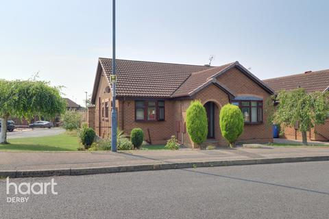 3 bedroom detached bungalow for sale - Bryony Close, Oakwood