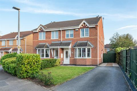 3 bedroom semi-detached house for sale - Smithall Road, Beverley, East Yorkshire, HU17 9GU