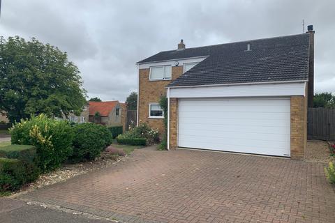 4 bedroom detached house for sale - Huntsmans Way, Bedford, Bedfordshire, MK44
