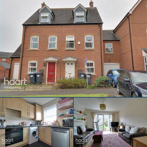 4 bedroom terraced house for sale - St Francis Drive, Kings Norton, Birmingham