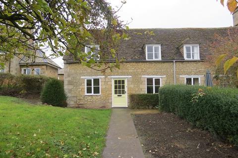 2 bedroom end of terrace house to rent - Deene, Deene, Oundle, Cambridgeshire, NN17