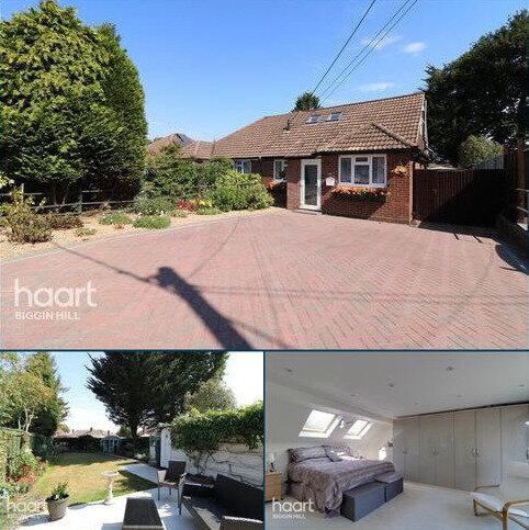 4 bedroom semi-detached bungalow for sale - Main Road, Biggin Hill
