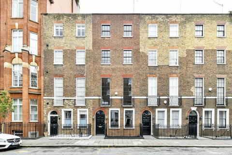 4 bedroom terraced house to rent - Upper Montagu Street, Marylebone, London W1H