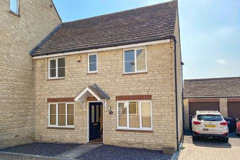3 bedroom end of terrace house to rent - Compton Way, Witney, Oxfordshire, OX28