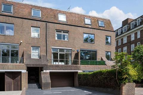 6 bedroom terraced house for sale - Rudgwick Terrace, Avenue Road, London, NW8