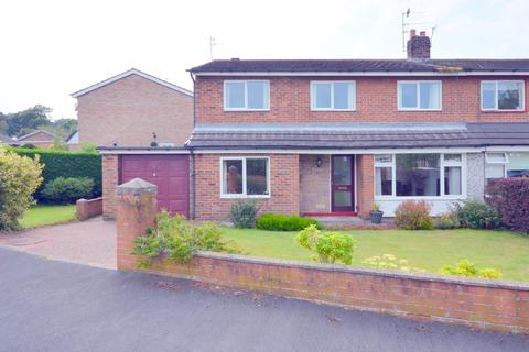 4 bedroom semi-detached house for sale - Bankwell Drive, High Etherley, Bishop Auckland, DL14 0HG