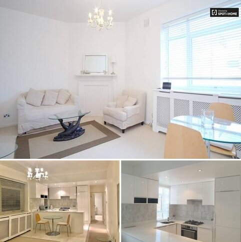 1 bedroom apartment to rent - Old Church Street, London, Chelsea SW3