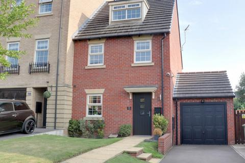 3 bedroom end of terrace house for sale - Hartfield Close, Chesterfield