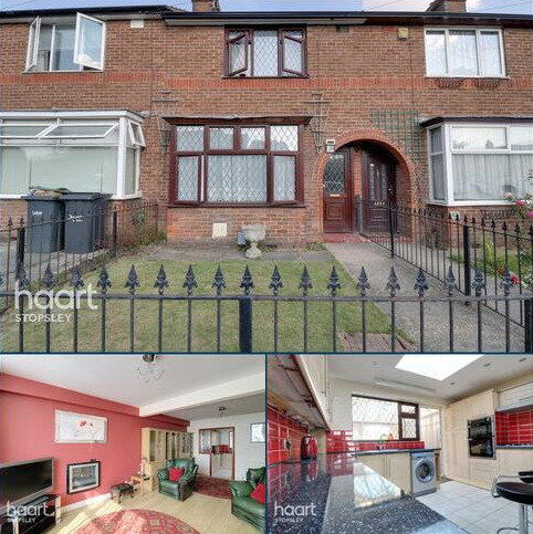 2 bedroom terraced house for sale - Mayfield Road, Luton