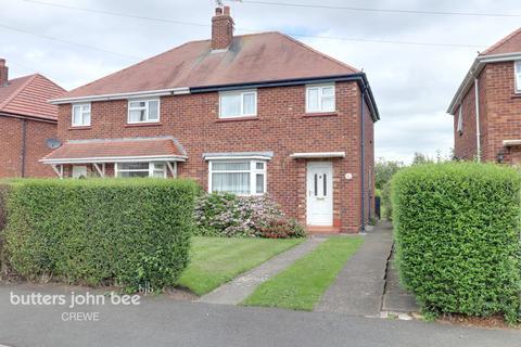 3 bedroom semi-detached house for sale - Christleton Avenue, Crewe